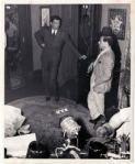 Stewart with director Frank Capra