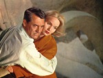Cary Grant and Eva Marie Saint