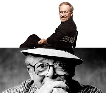 Steven Spielberg (top) is the only director to have had three films on the lists - all of them on Yasser's ('War Horse', 'Schindler's List' and 'Saving Private Ryan'). Christopher Nolan and Ridley Scott both appeared twice on Yasser's list, whilst Billy Wilder (bottom) was the only man to direct two of Fred's choices ('Sunset Boulevard' and 'Some Like It Hot').
