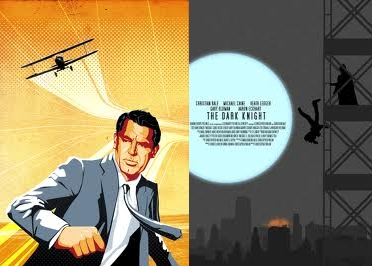 'Film Club' is over with 'North by Northwest' and 'The Dark Knight' topping the two lists. Both films come from the eras that proved most popular for each man.